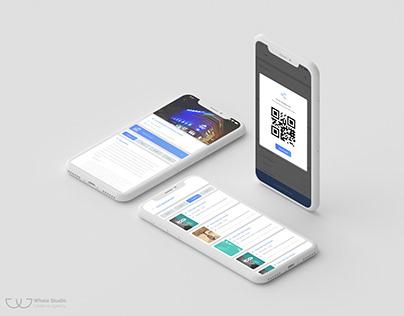 Allsun Mobile App UI