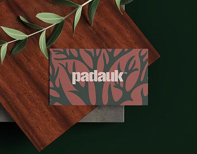 Padauk Wood Brand & Identity