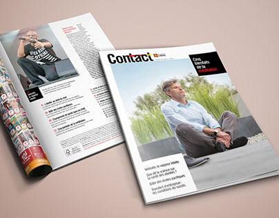 Magazine Contact