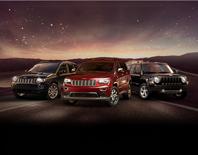 Jeep® | Model Year Vehicle Launch