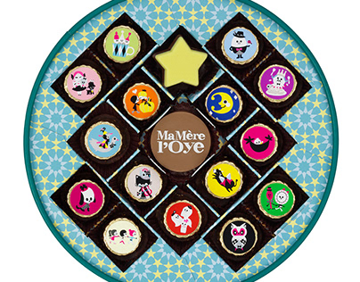 Mother Goose Chocolate Project