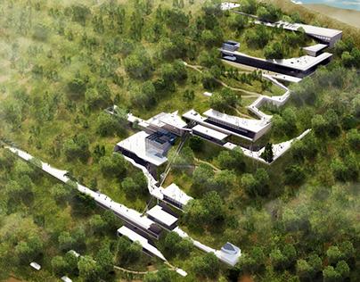 Environmental Interpretation Center-Tell AlRumman