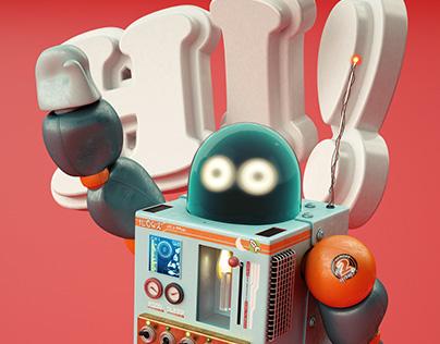 Hi, Robot!