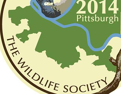 2014 The Wildlife Society Conference Logo