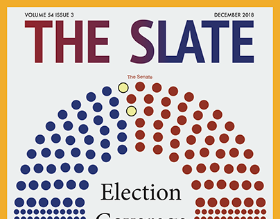 The Slate Fall 2018 Issue 3