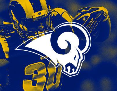 "Los Angeles Rams ""Home"" Campaign Concept"