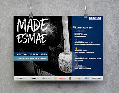 Made in ESMAE