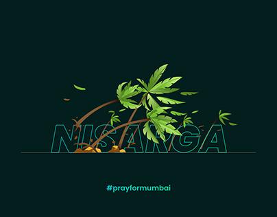 NISARGA CYCLONE - MUMBAI