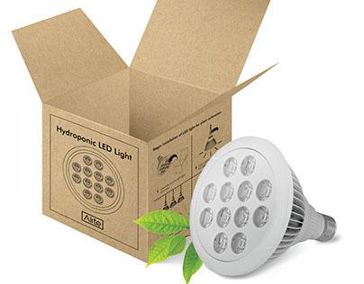 LED Light Packaging Design