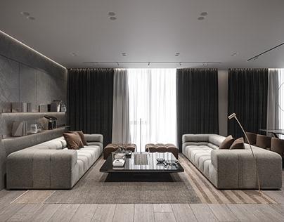 F.K Living Room
