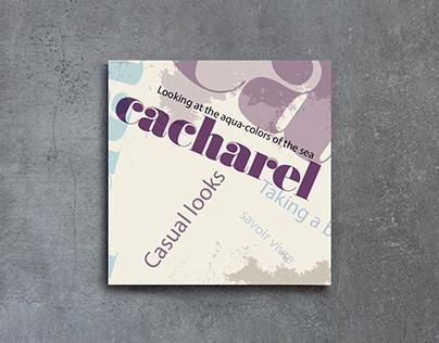 Cacharel / Showroom and Shop Window Design.