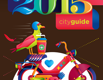 Illustration - 2015 City Guide