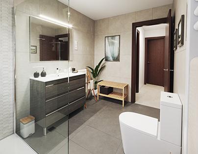 Cobisa's Bathroom