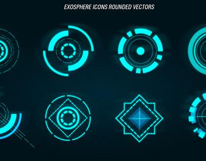 Exosphere Free Template Scifi