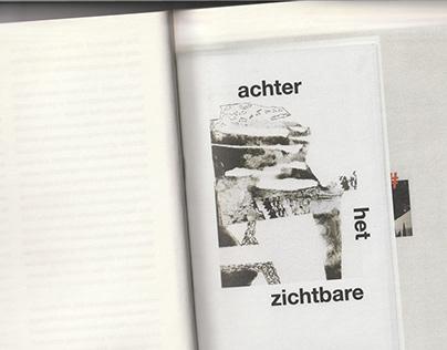 book*/ een ode aan het proces