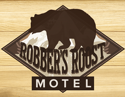 Robber's Roost Logo