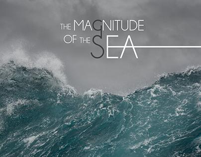 The magnitude of the sea