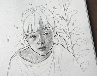 Sketchbook 2020-2021