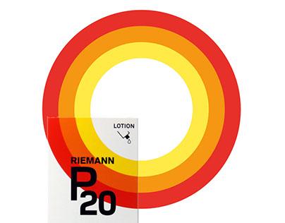 RIEMANN Sunprotection & antiperspirant - Brand Identity