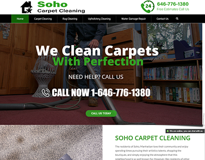 SOHO CARPET CLEANING