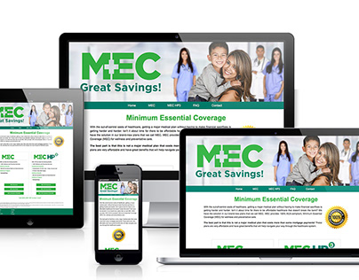 Website Design: MEC
