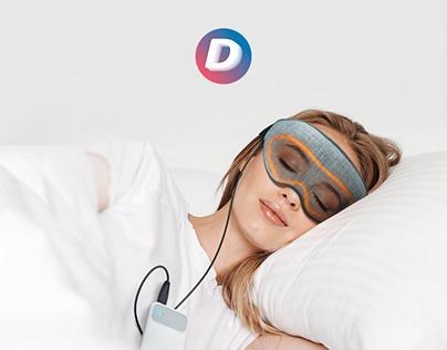 DREAMDEEP - Original masks for sleeping in Moscow