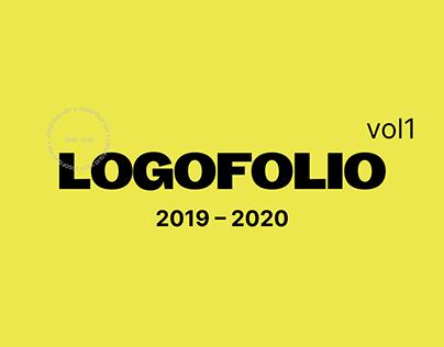 Logofolio Vol1 | 2019-2020 | Black&White