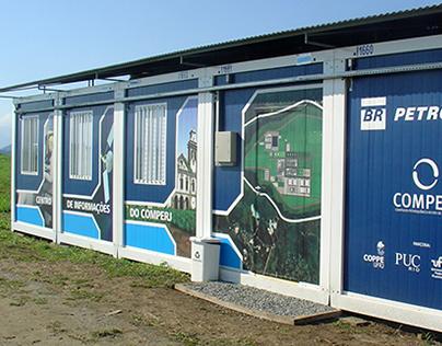 Centro de Informações Comperj