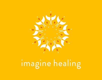 Imagine Healing - Logo