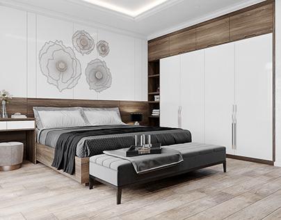 bed room Mr.Lien