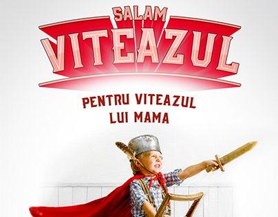 Salam Viteazul Branding