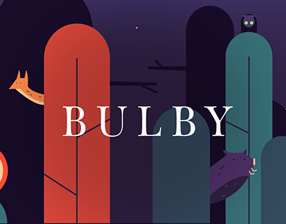 Bulby, the intelligente bulb