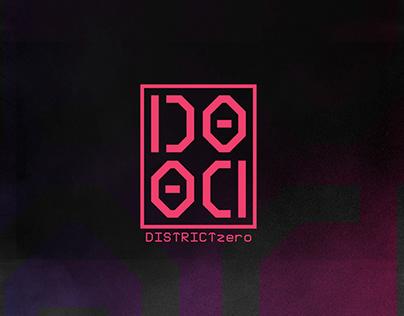 District Zero Branding & Website design