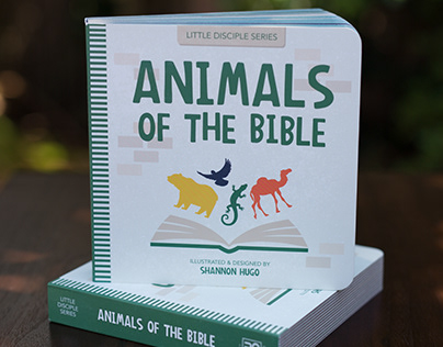 Little Disciple Series: Animals of the Bible