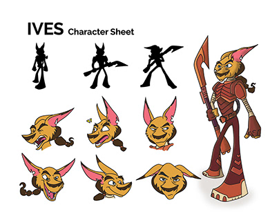 IVES Character Sheet