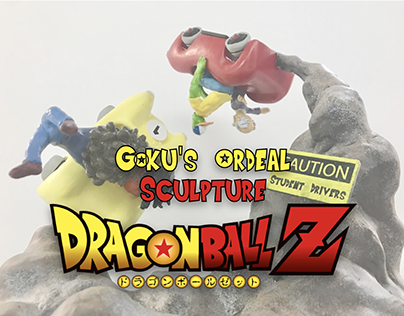 Dragon Ball Z Sculpture