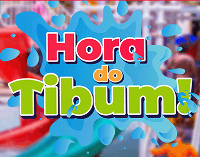 Hora do Tibum! Arca Parque