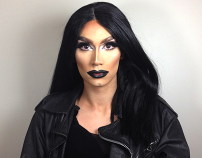 Drag Make-up | Mandy Mess