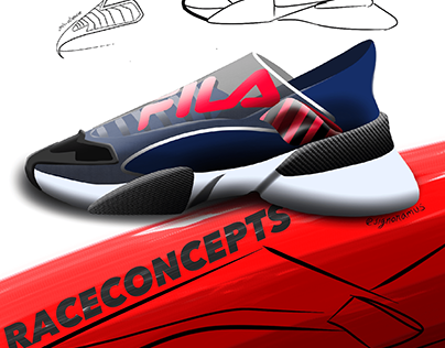 RACE CONCEPTS | ATHLEISURE INSPIRED BY MOTORSPORT