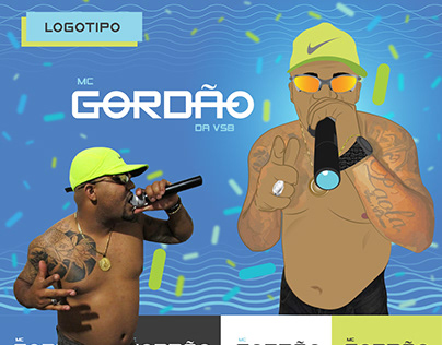 Social Media 2016 | MC GORDÃO DA VSB