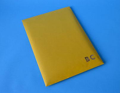 BC Hates & Pleasures  // Editorial Design