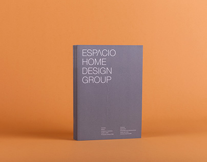 Espacio Home Design Brochure