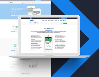 Finnet New Web Site / Finnet Store