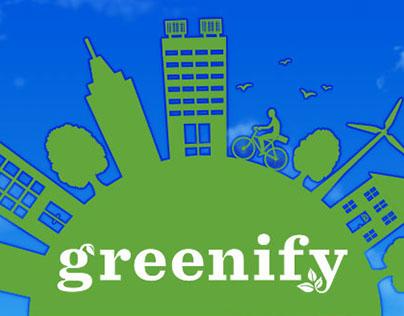 Columbia University: Greenify