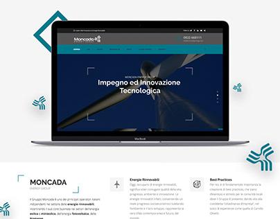 Moncada Energy Group | Web Development & Design