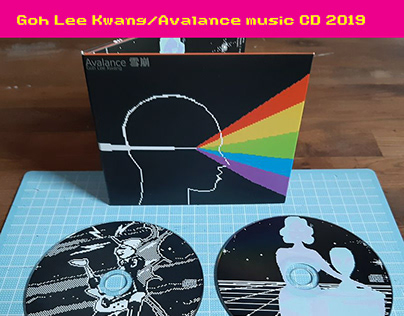 Goh Lee Kwang/Avalance music CD