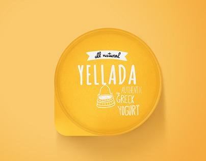 Yellada - Greek Yogurt