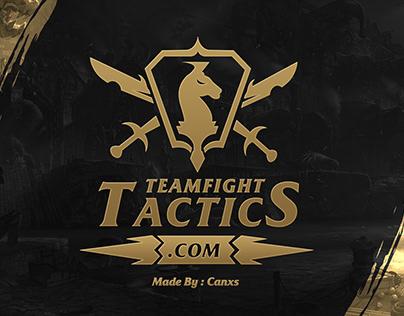 League Of Legends | Teamfight Tactics Logo Concept