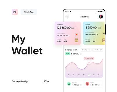 MyWallet - Mobile Banking App
