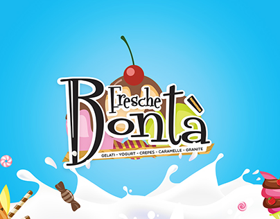Fresche Bontà - Ice cream in Rimini!